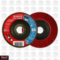 "Diablo DCX045080N01F 4-1/2"" Steel Demon Flap Disc 80 Grit"