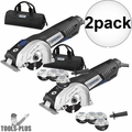 Dremel US40-DR 7.5 Amp Motor 4 in. Ultra-Saw Tool Kit Reconditioned 2x