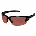 Edge Eyewear SDK115-G2 Khor G2 Black Copper Driving Lens Safety Glasses