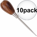 "Empire 27026 6-1/2"" Scratch Awl ""Very Pointy"" Rubber protector 10x"