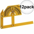 Empire 2791 Protractor / Angle Finder 12x