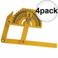Empire 2791 Protractor / Angle Finder 4x