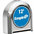 Empire 300-12 12' Chrome Tape Measure