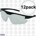 ERB 16700 Point Clear Safety Glasses 12x