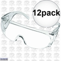ERB 605 12x Visitor Specs Safety Glasses