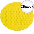 Flex 260236 Velcro Sanding Paper (Perforated) 220 Grit 225mm Diameter 25pk