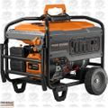 Generac 6825 XC 6500W Electric Start Gas Powered Portable Generator, 49/CSA