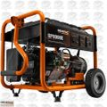 Generac 6954 000 Watt Electric Start Portable Generator, 49 State/CSA