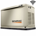 Generac 70291 9/8kw Air-Cooled Standby Generator w/Alum Enc+Wifi Mobile Link