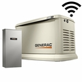 Generac 7043 Standby Generator 22KW Guardian WiFi +200a Auto Transfer Switch
