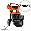 Generac 7132 Residential 3100PSI E- Start Power Washer 50-State/CSA 3x