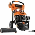 Generac 7143 3100PSI E- Start Power Washer w/Broom+Blaster (50 State/CSA)