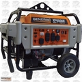 Generac XP6500E 6,500 Watt Electric Start Portable Generator (CARB)