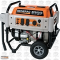 Generac XP8000E 8,000 Watt Electric Start Portable Generator CARB Certified