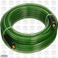 "Hitachi 115157 Professional Grade Polyurethane Air Hose, 3/8"" x 50', Green"