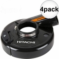 "Hitachi 115461 7"" Hinged Dust Collection Shroud 4x"
