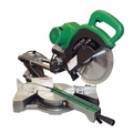 "Hitachi C10FSBP4 10"" Sliding Dual Compound Miter Saw"