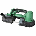 "Hitachi CB18DBLP4 18V Lithium Ion Brushless 3-1/4"" Band Saw (Tool Only)"