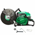 "Hitachi CM75EBP 14"" 75cc 2-Cycle Gas Powered Cut-Off Saw"