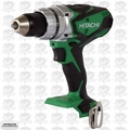 """Hitachi DS18DSDLP4 18V Cordless Lithium-Ion 1/2"""" Drill Driver (Tool Only)"""