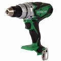 "Hitachi DS18DSDLP4 18V Cordless Lithium-Ion 1/2"" Drill Driver (Tool Only)"