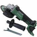 "Hitachi G18DBALP4 18V Brushless Lithium Ion 4-1/2"" Angle Grinder (Tool Only)"