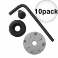Imperial Blades ADPC Adaptor Kit for Porter Cable Oscillating Tools 10x