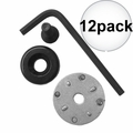 Imperial Blades ADPC Adaptor Kit for Porter Cable Oscillating Tools 12x