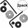 Imperial Blades ADPC Adaptor Kit for Porter Cable Oscillating Tools 2x