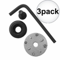 Imperial Blades ADPC Adaptor Kit for Porter Cable Oscillating Tools 3x