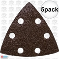 Imperial Blades IBOTSPH220-5 ONE FIT Triangular 220G Sandpaper Attachment 5x
