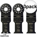 "Imperial Blades IBSL310-3 Starlock 1-3/16"" Precise Thin Metal Plade 3pk"