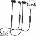 ISOtunes IT-00 Bluetooth Noise Isolating Earbuds 26 dB (NRR) 2x