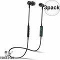 ISOtunes IT-00 Bluetooth Noise Isolating Earbuds 26 dB (NRR) 3x
