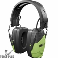 ISOtunes IT-34 LINK Aware Bluetooth Muff Green 85 dB output