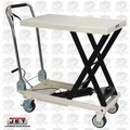 JET 140771 Scissor Lift Table w/ Folding Handle and 330lb Cap