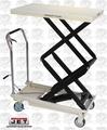 JET 140778 770-lb. DSLT Series Double Scissor Lift Table