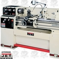 JET 321521 3HP 1PH 230V Bench Lathe + Taper Attachment Installed