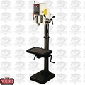 "JET 354030 1 - 1-1/2HP 3PH 220V 20"" GH Drill Press + Powerfeed"