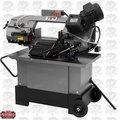 JET 413452 Geared Head Mitering Horizontal/Vertical Band Saw