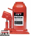JET 453318K 17-1/2 Ton Low Profile (2 PCS) Hydraulic Bottle Jack