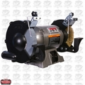 JET 577128 Shop Grinder with Grinding Wheel and Wire Wheel 8""