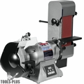 "JET 577436 Combination 8"" Variable Speed Grinder with 4""x 36"" Belt Sander"