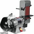 "JET 578436 Combination 8"" Industrial Grinder with 4""x 36"" Belt"