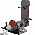 "JET 578842 Combination Industrial 2"" x 48"" Belt and 9"" Disc Grinder"