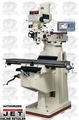 JET 690307 JTM-1050 Vertical Milling Machine PLUS 300S DRO, X and Y-TPFA