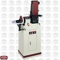 JET 708597K Belt/Disc Sander PLUS Closed Stand