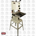 "JET 714000 10"" Open Stand Bandsaw"