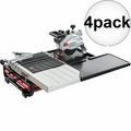 "Lackmond BEAST10 10"" The Beast Wet Tile / Stone Saw w/ BP Porcelain Blade 4x"