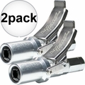 Lumax LX-1403 Quick Lock / Release Grease Coupler 15,000 PSI Heavy-Duty 2x